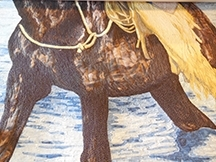 Stitching horse 1