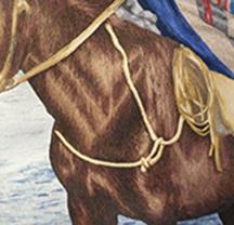 stitching horse 3